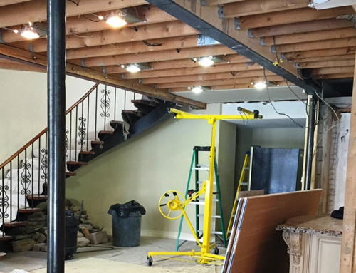 #9 PARK BROOK PLACE–(Structural Repair -Sloping/Sagging Floors- and Interior Alteration)