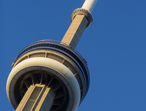 Edge-Walk for CN-Tower