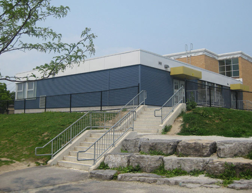 Addition to 9 Schools in Toronto